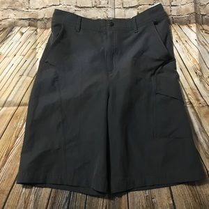 Columbia Gray Omnishield Cargo Shorts